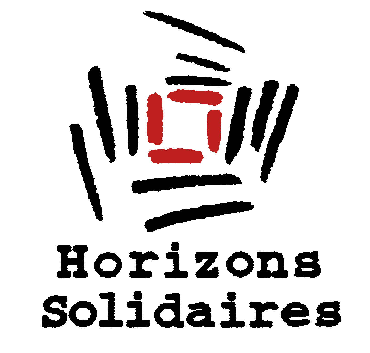 logo Horizons Solidaires Carre